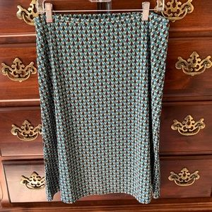 Ann Taylor Easy to care for skirt